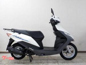 スズキ/アドレス125 インジェクションモデル ノーマル車