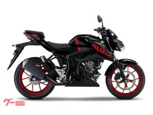 スズキ/GSX-S125 2020年モデル ブラック
