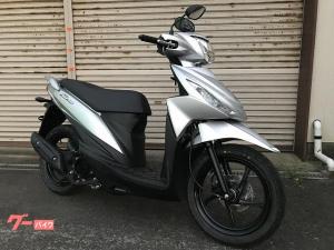 スズキ/アドレス110 2021年モデル