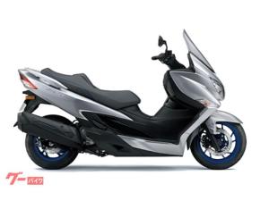 スズキ/バーグマン400 2022年モデル