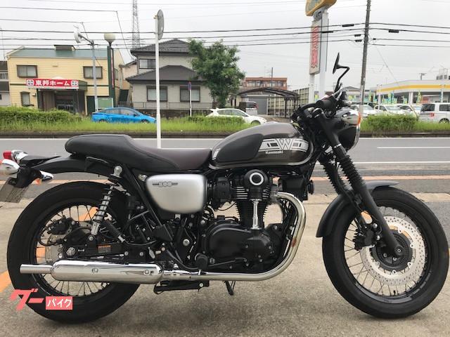 カワサキ W800 カフェ 2019モデルの画像(千葉県