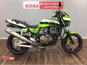 カワサキ/ZRX1200R ノジマフルエキマフラー