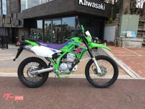 カワサキ/KLX250 ファイナルエディション DELTAマフラー