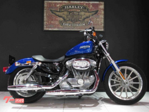 HARLEY-DAVIDSON/XL883L ロー