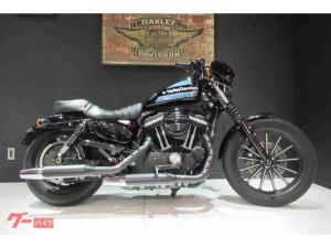 HARLEY-DAVIDSON/XL883N アイアン レインボーカラー・フェアリング・ブラックエキゾーストシールドカスタム