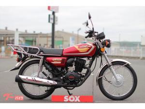 ホンダ/CG125 Fi インジェクション 国内未発売モデル