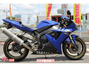 ヤマハ/YZF-R1 スライダー装備 逆車