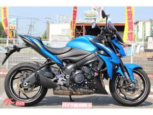 スズキ/GSX-S1000 バックステップ スクリーン