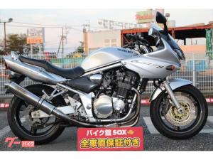 スズキ/Bandit1200S 社外マフラー