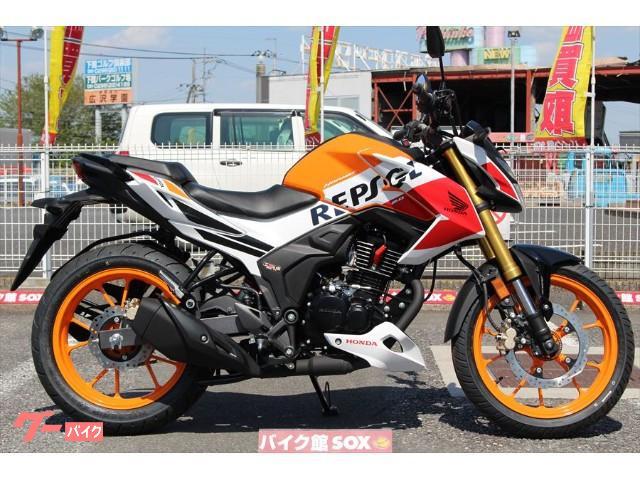 ホンダ ホーネット2.0 REPSOL 国内未発売モデルの画像(茨城県