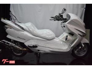 ホンダ/フォルツァ・Z 08 LED4スピーカー プロジェクターヘッドライトver