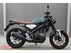 ヤマハ/XSR155 2021年 国内未発売モデル