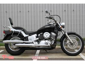 ヤマハ/ドラッグスター400 2008モデル バックレスト付き