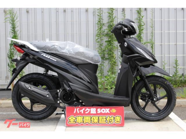 スズキ アドレス110 コンビブレーキ搭載の画像(千葉県