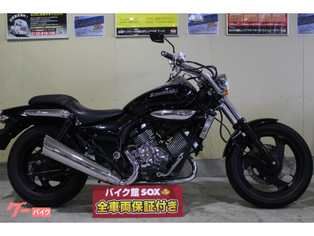 カワサキ エリミネーター250V 2007年モデルの画像(千葉県