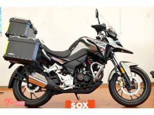 ホンダ/CB190X 3点パニア標準装備 国内未発売モデル