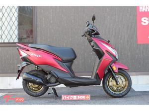 ホンダ/Dio110DX 国内未発売モデル