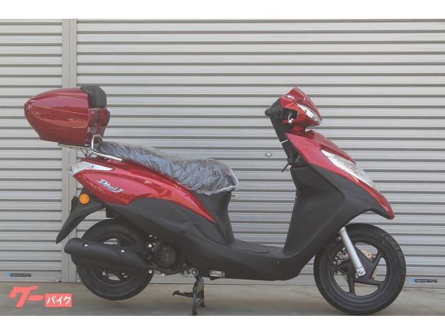 ホンダ Dio125 Uプラス新型Fiモデルの画像(山梨県