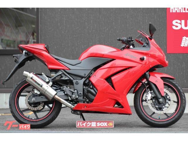 カワサキ Ninja 250R 2009年モデルの画像(山梨県