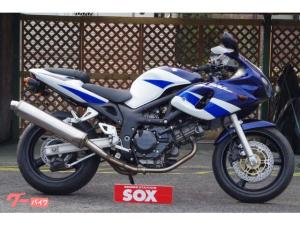 スズキ/SV400S 2004年モデル フェンダーレス装備