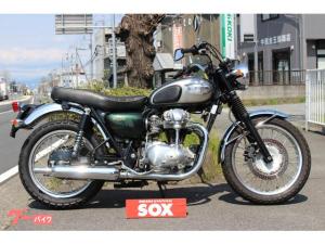カワサキ/W650 ノーマル