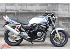 ホンダ/CB400Super Four VTEC SPEC2 ノーマル車