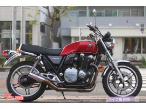 ホンダ/CB1100 モリワキマフラー