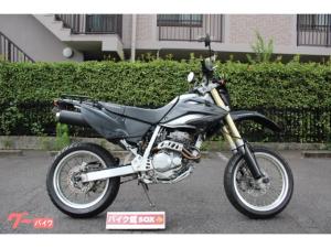ホンダ/XR250 モタード 2006年モデル リアキャリア装備