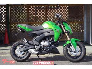 カワサキ/Z125PRO リアフェンダーレス装備