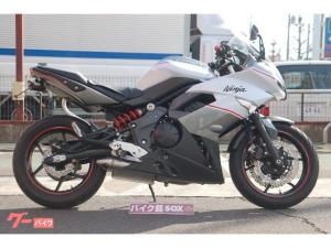 カワサキ/Ninja 400R リアボックス付き
