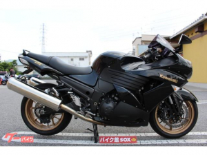 カワサキ/ZZ-R1400 ブライト正規輸入 フェンダーレス