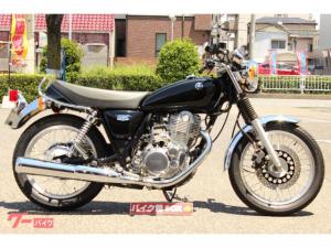 ヤマハ/SR400 2017年モデル