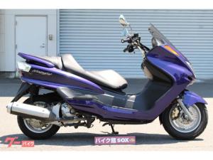 ヤマハ/マジェスティ バーハンドルキット付 2002年モデル