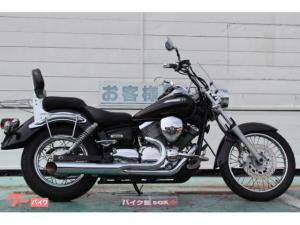 ヤマハ/ドラッグスター250 2007年モデル・ツーリング仕様