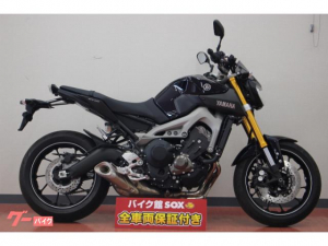 ヤマハ/MT-09 2014年モデル