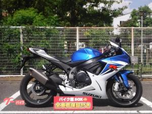 スズキ/GSX-R600 2011年モデル