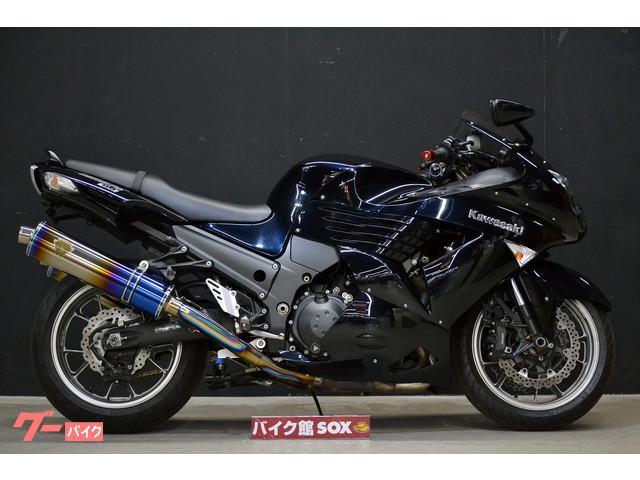 カワサキ ZZ-R1400 2008年モデル アールズギアサイレンサー フェンダーレスの画像(大阪府
