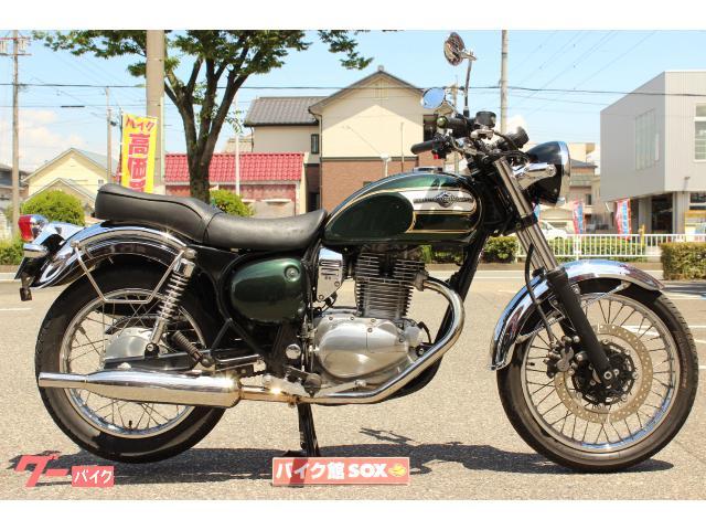カワサキ エストレヤ 2008年モデル WMマフラー装備の画像(愛知県