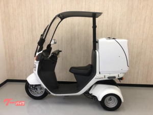 ホンダ/ジャイロキャノピー TA03 ノーマル インジェクション リアボックス付き 203