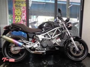 ホンダ/VTR250 FIモデル 社外マフラー
