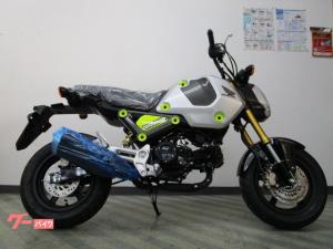 ホンダ/グロム 国内最新モデル ABS 2021年モデル