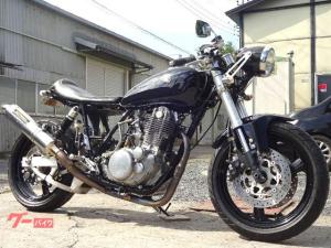 ヤマハ/SR500 セパハン FCRキャブ 倒立フォーク 別体マスター