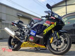 スズキ/GSX-R1000 社外カウル バックステップ フェンダーレス