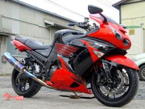 カワサキ/ZZ-R1400 後期 マレーシア仕様