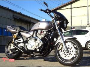 ヤマハ/XJR1300 マフラー オイルクーラー