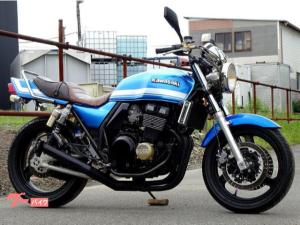 カワサキ/ZRX400 カスタムカラー ショート管