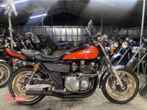 カワサキ/ZEPHYR1100 フルエキチタンマフラー オイルクーラー