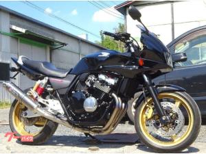 ホンダ/CB400Super ボルドール ヨシムラフルエキゾーストマフラー