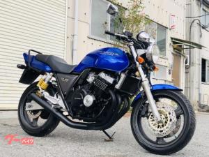 ホンダ/CB400Super FourバージョンS ショート菅
