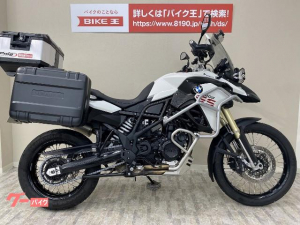 BMW/F800GS ABS フルパニア 純正オプション・TOURATECHカスタム多数